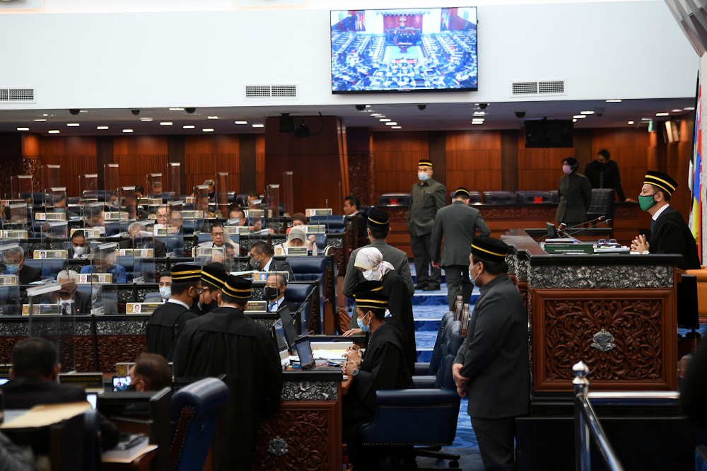 The Dewan Rakyat has approved budget allocations for the Tourism, Arts and Culture Ministry today. — Bernama pic