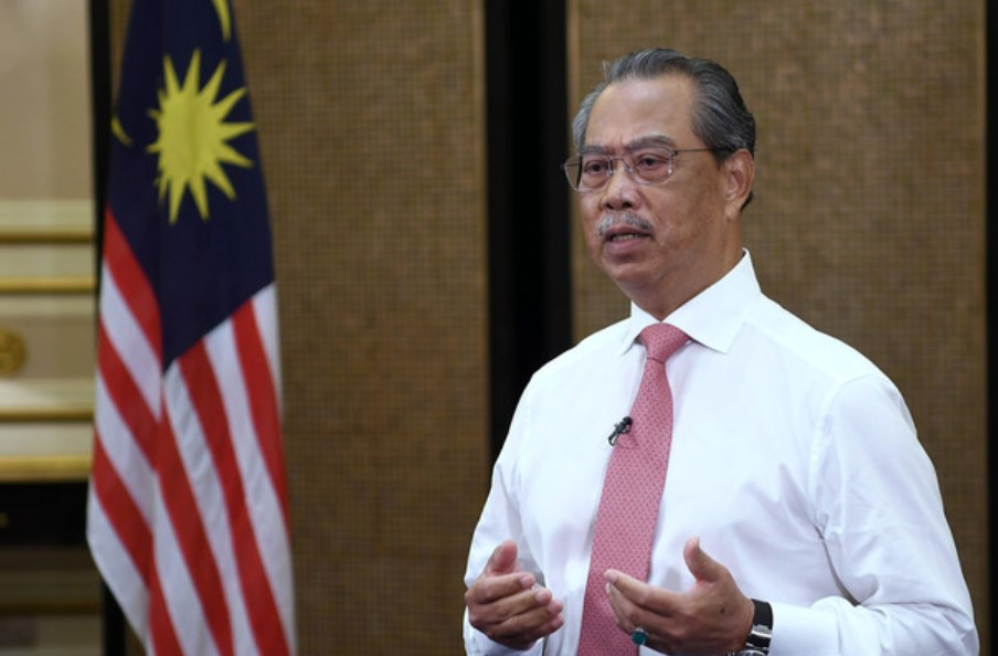 Malaysians are anxious to learn if Muhyiddin would make the drastic decision to again send some states in the country back under a lockdown. — Bernama pic