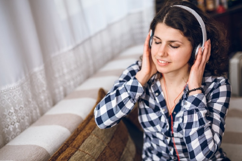 Podcasts have boomed in popularity in recent years, with people tuning in to hear compelling real or scripted stories as well as interviews. ― IStock.com/AFP pic