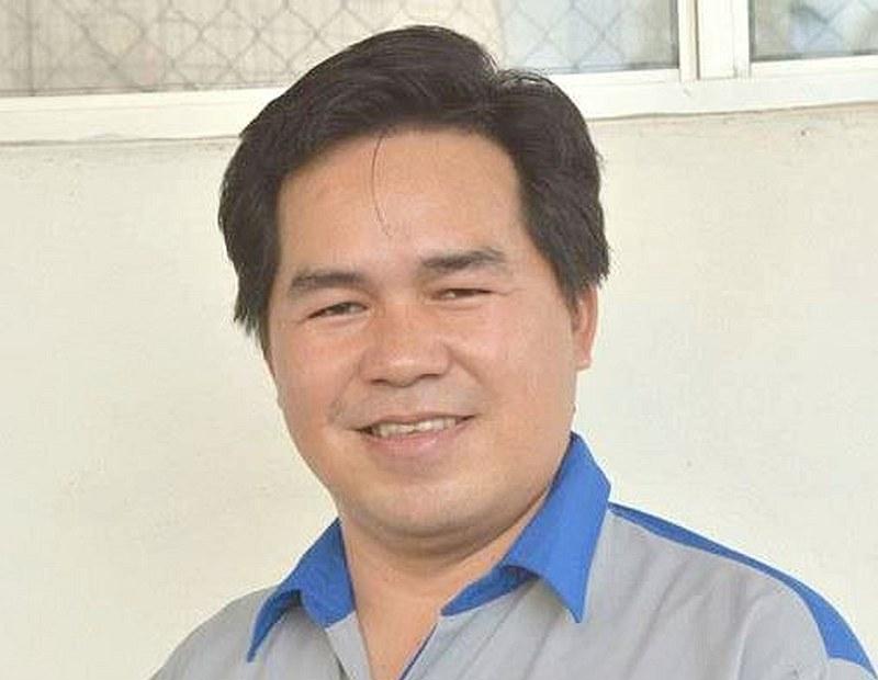 Sarawak PKR vice chairman Roland Engan — Picture courtesy of Borneo Post