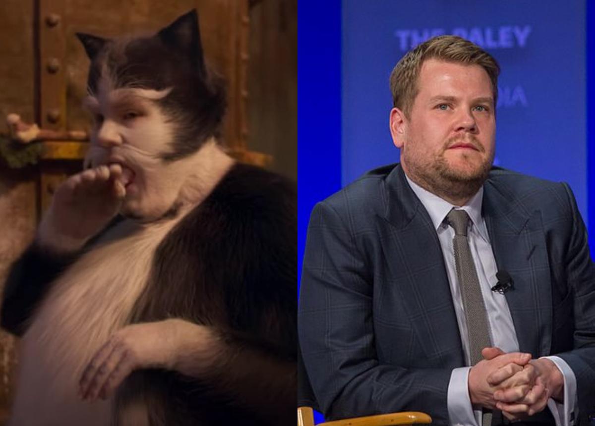 柯登作为名主持,在电影中变身成笨拙的贪吃猫,也是笑点满满!-精彩大马制图-
