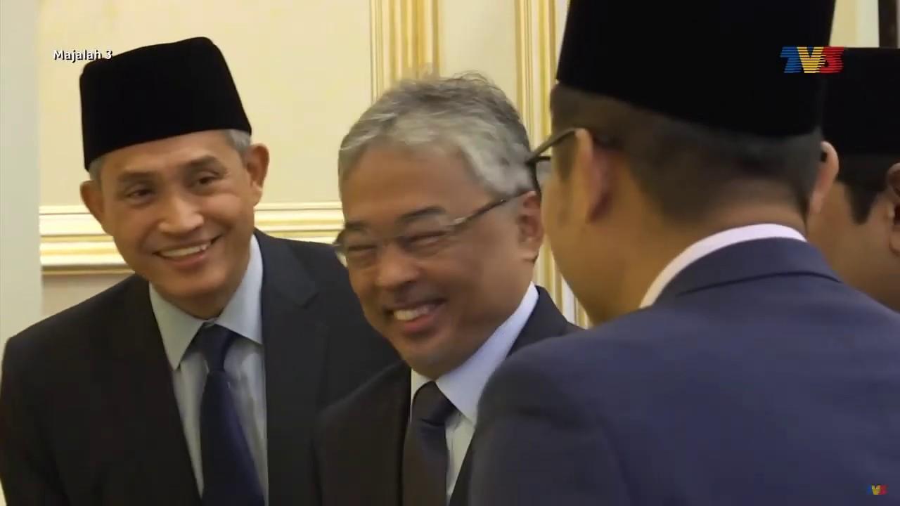 图为国家元首参与Majalah 3拍摄的纪录片截图。-图片摘自网络-