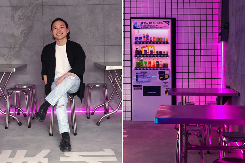 Terrence Goh started spacegrey as a fresh start for himself, after closing his first café in Bukit Jalil.