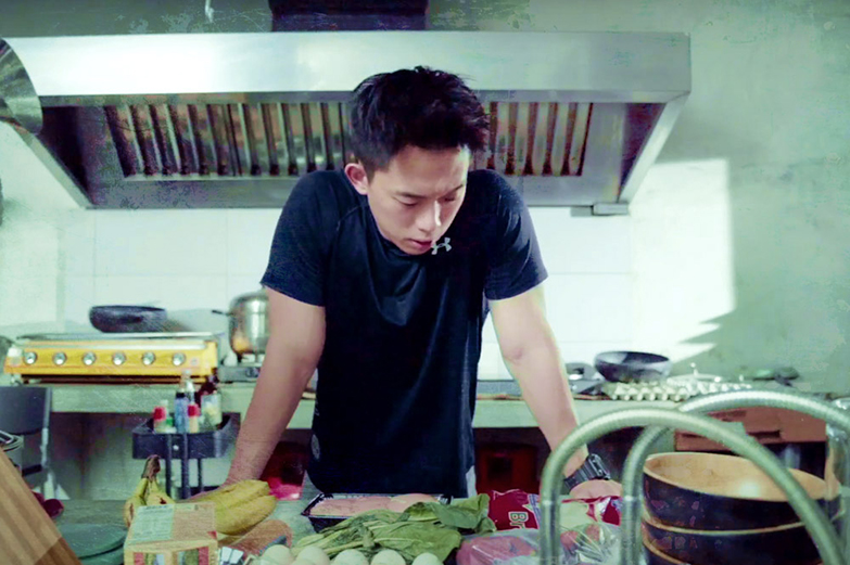 Kuan loves spending time in the kitchen to develop new healthy yet delicious food ideas.