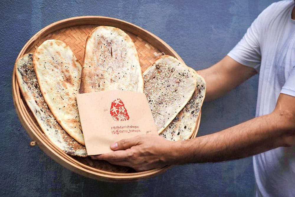 Da Niu Bake Pie brings Chinese 'baked pies' or 'guōkuī' to Malaysia. — Pictures courtesy of Da Niu Bake Pie