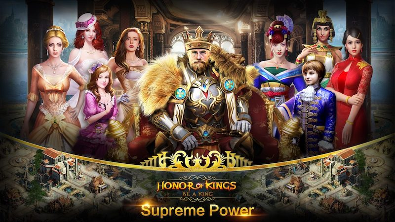 On the first day of 2021, it was reported that people were not able to download the most popular mobile game of 2020 'Honor of Kings'. — Picture via SoyaCincau