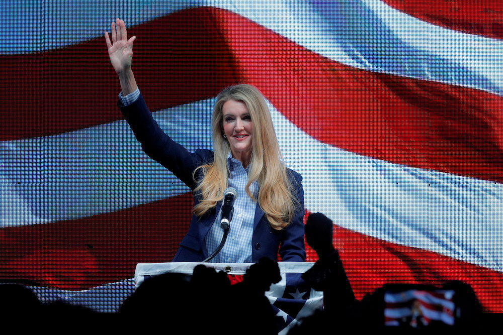 GOP's Loeffler concedes to Warnock in Georgia runoff