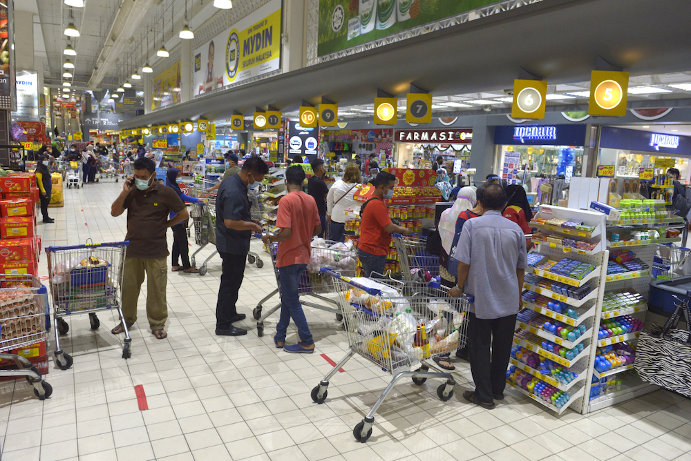 Perlis police chief: Maintain Covid-19 SOP, do not engage in panic buying