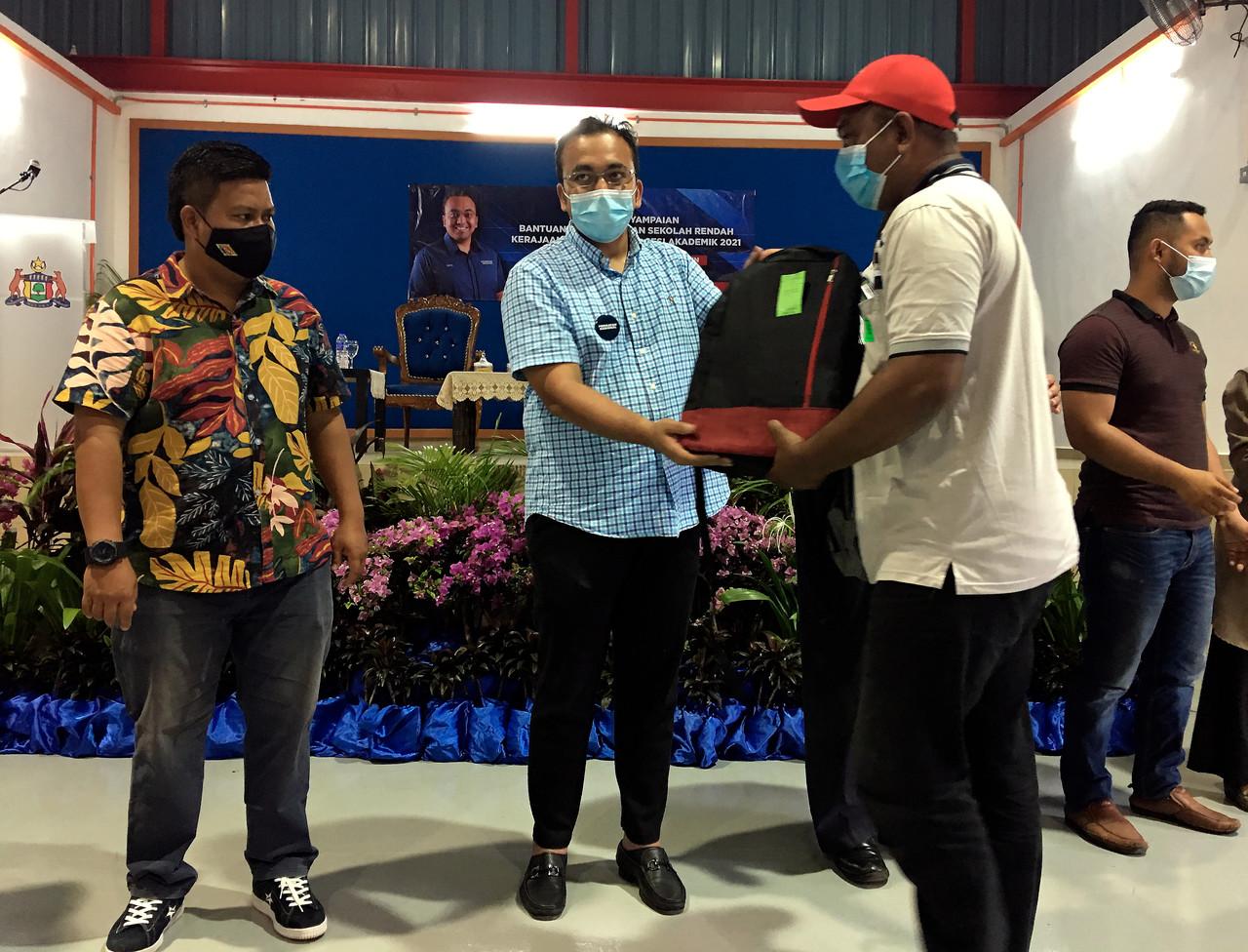Datuk Mohd Rafiq Naizamohideen said the effort will focus on currently criticial areas. — Bernama pic