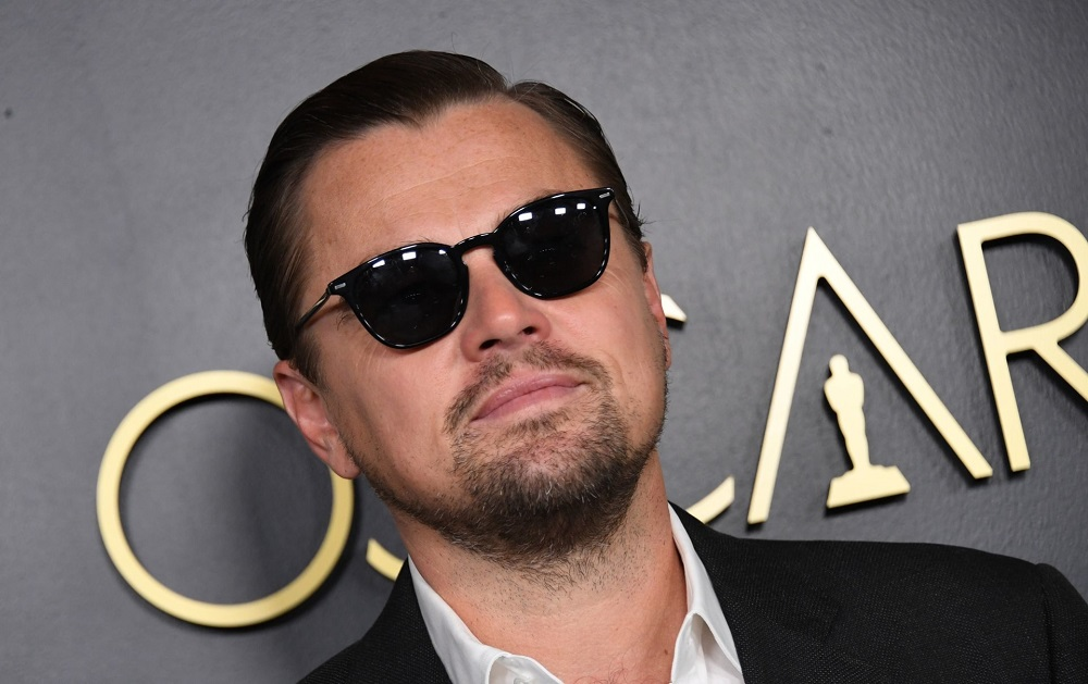 Leonardo DiCaprio will star in 'Don't Look Up,' from filmmaker Adam McKay. — AFP pic