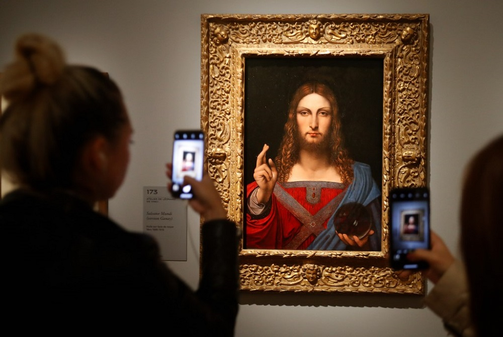 OMG: Italy police recover stolen painting; museum unaware of theft