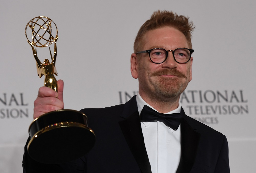 Britain's Sky television has announced plans to make a drama series about the UK's battle with the coronavirus starring Kenneth Branagh in the role of Prime Minister Boris Johnson. — AFP pic