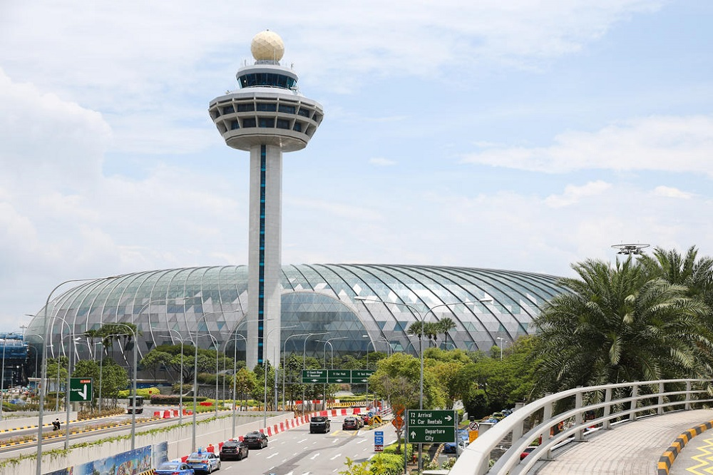 The 49-year-old driver fetches passengers from Changi Airport to the dedicated stay-home notice facilities. — TODAY pic