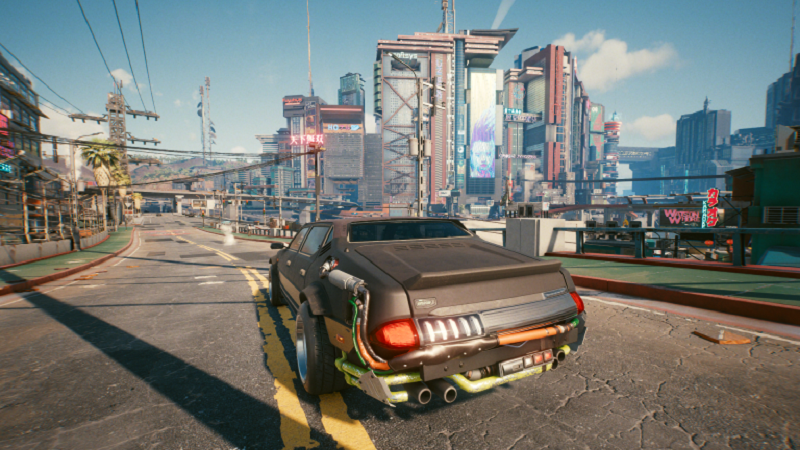 The highly anticipated open world game, set in a dystopian future, was notoriously buggy and plagued by issues when it launched back in December 2020. — SoyaCincau pic