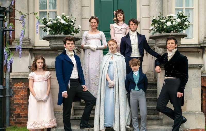 Netflix's buzzy Regency romance 'Bridgerton' has been renewed for a second season. — Picture courtesy of Instagram/bridgertonnetflix