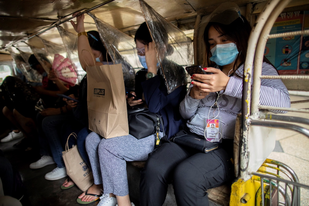 The Philippines is battling one of the worst coronavirus outbreaks in Asia. — Reuters pic