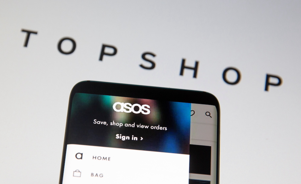 """Asos buys Topshop and three other Arcadia brands following company's collapse"""""""