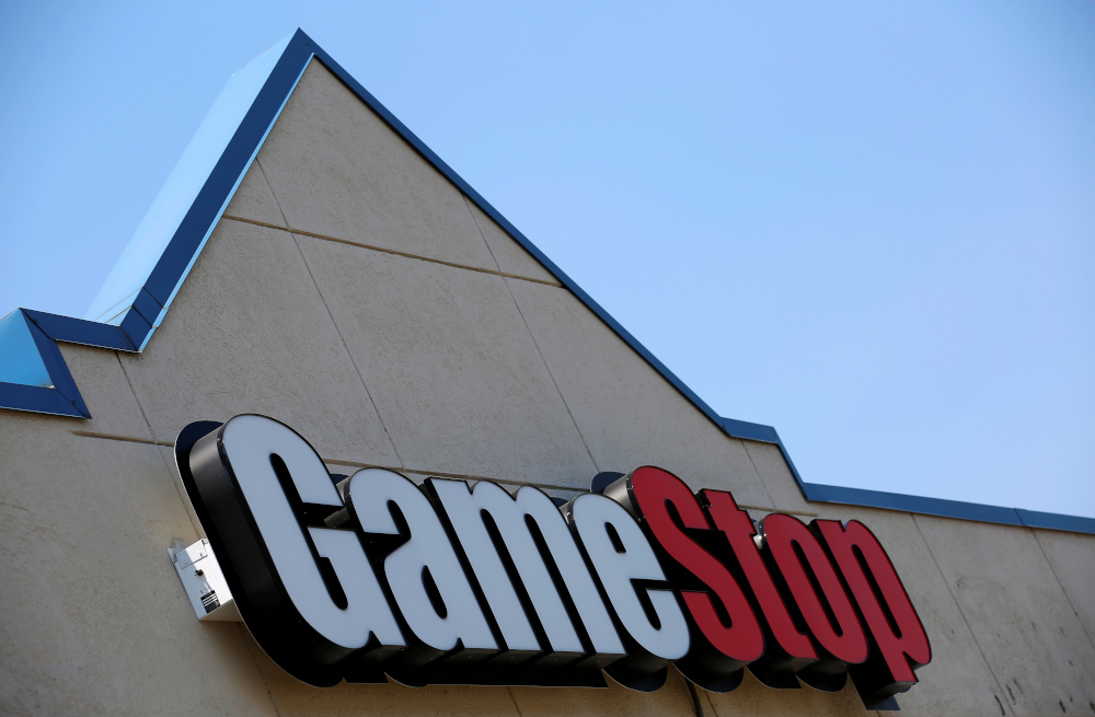 GameStop said it intends to appoint Chief Accounting Officer Diana Jajeh to the role of interim CFO, if a permanent replacement is not in place at the time of Bell's departure. — Reuters pic