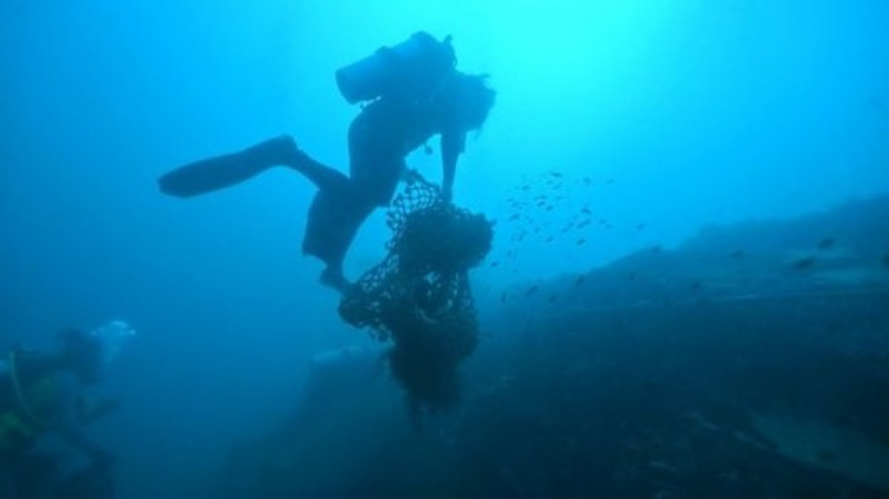 Thailand's 'ghost' fishing nets help Covid fight. — AFP-Relax pic
