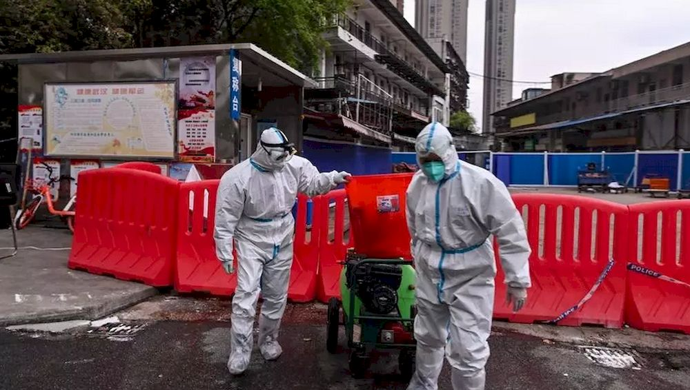 January 11, 2021 will mark the first anniversary of China confirming its first death from Covid-19, a 61-year-old man who was a regular at the now-notorious Wuhan wet market. — AFP pic