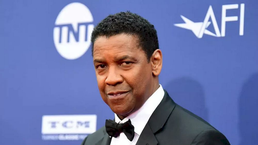US actor Denzel Washington was drawn to 'The Little Things' as the detective thriller just felt 'different'. — AFP file pic