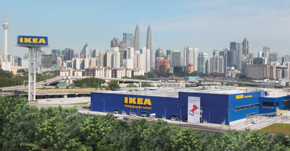 IKEA also said workers who were in close contact with those who had tested positive have already been placed on home quarantine. — Picture via Facebook