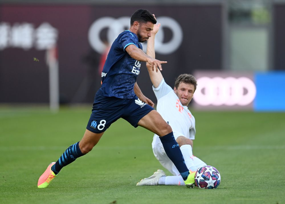 Sanson elated after leaving Marseille for Aston Villa