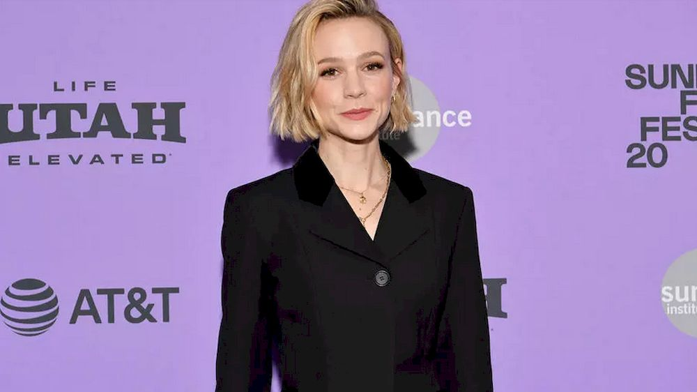 """Carey Mulligan attended the 2020 Sundance Film Festival of """"Promising Young Woman,"""" but in 2021 the stars will be staying at home. — AFP file pic"""