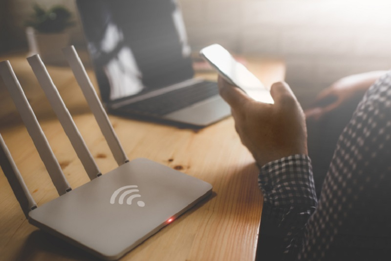 Once it's rolled out, WiFi 6E will offer unprecedented wireless speeds, provided, of course, that compatible devices are available. ― IStock.com/AFP pic
