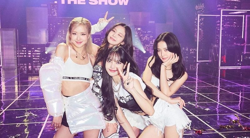 Fans around the world rallied online to support the girl group during their first livestreamed concert. — Picture via Instagram/blackpinkofficial