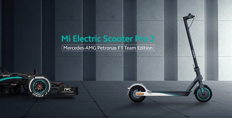 The Mi Electric Scooter Pro 2 — Picture via SoyaCincau