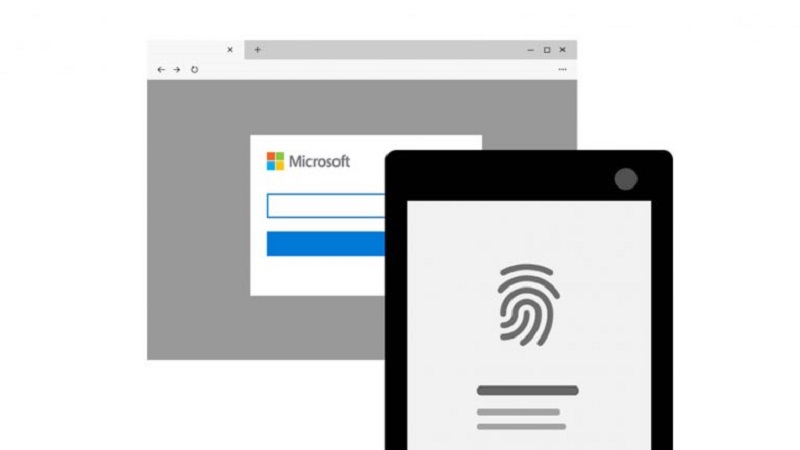 The Redmond tech giant has made it available to all users through the Microsoft Authenticator app. It is also available via an extension for Google Chrome. — Picture via SoyaCincau