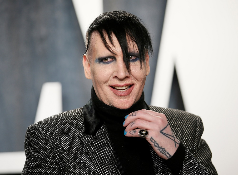 'I Am Done Living in Fear': Actress Claims Marilyn Manson Abused Her