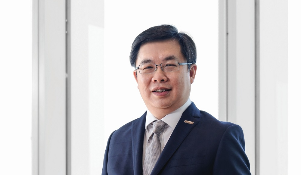 Kenanga Investment Bank Group Managing Director Datuk Chay Wai Leong said the group is very pleased to be given the opportunity to invest in one of the three licensed digital asset exchanges in Malaysia. — Picture via SoyaCincau