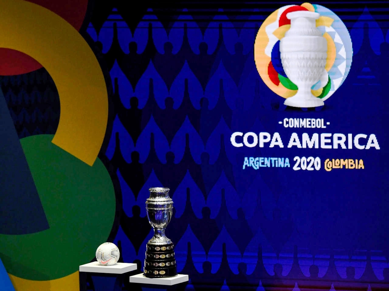 Host nation Brazil play the opening match against Venezuela on Sunday. The game in Brasilia will be followed by Colombia v Ecuador. — AFP pic