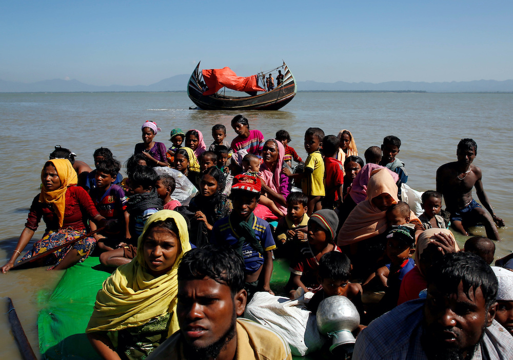 Bangladesh High Commissioner to Malaysia Md Golam Sarwar said Malaysia was one of the countries that had immediately responded to Bangladesh's call for assistance during the early weeks of the Rohingya crisis in 2017. — Reuters pic