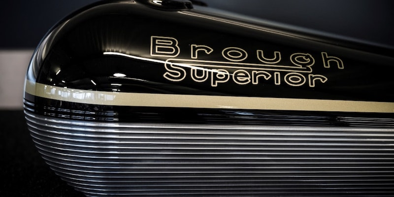 Brough motorcycles, favourites of the writer, spy and gentleman adventurer T.E. Lawrence, are making a comeback — AFP pic
