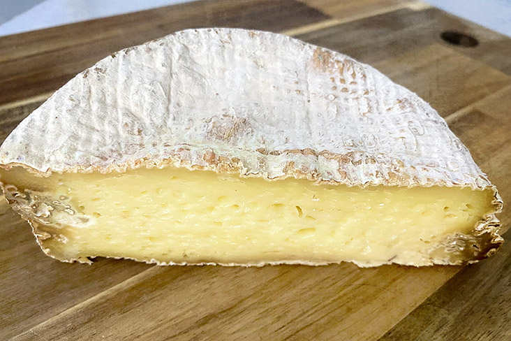 The Limburger is a strong-smelling cheese from Belgium.