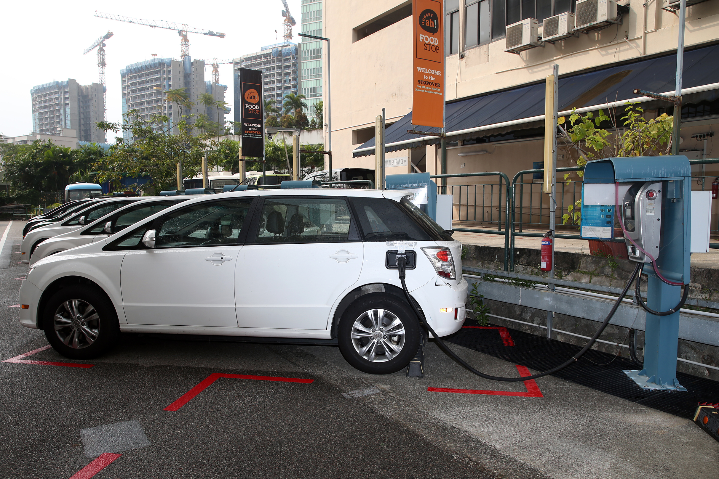 The push towards EVs has gathered speed, with the unveiling of the Singapore Green Plan 2030 on Feb 10 this year, which sets new goals for all car registrations to be cleaner-energy models from 2030, and 60,000 charging points to be built by the same year