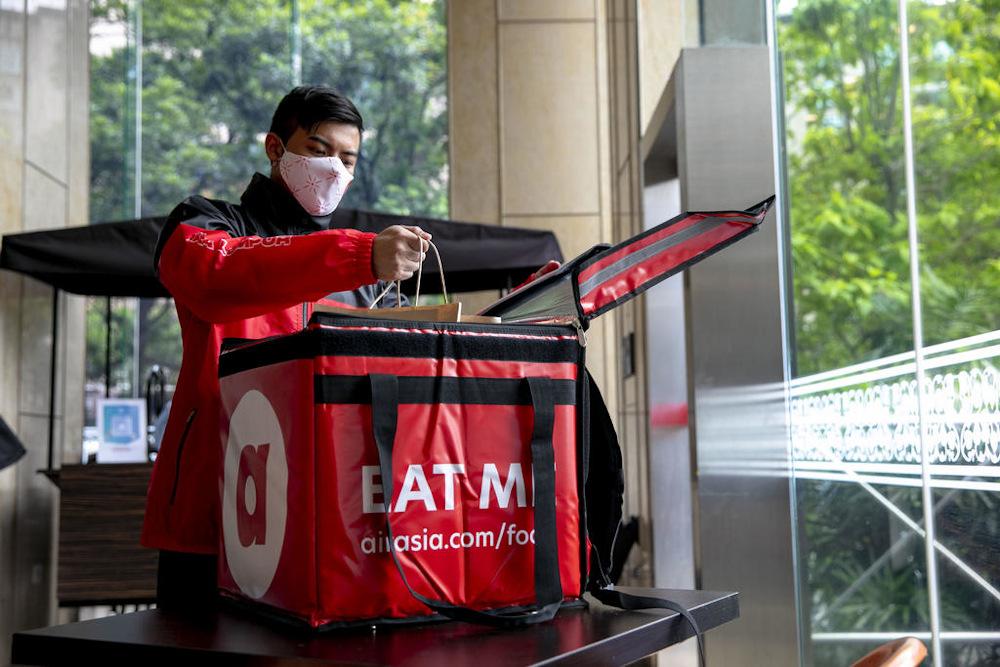 AirAsia has called its move into Singapore a 'key milestone'. — Picture courtesy of AirAsia