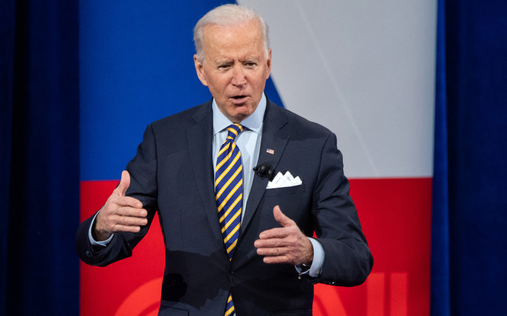 US President Joe Biden today backed a recommendation that US military prosecutions of sexual assaults be taken away from the chain of command and given to independent prosecutors to better serve the victims. — AFP pic