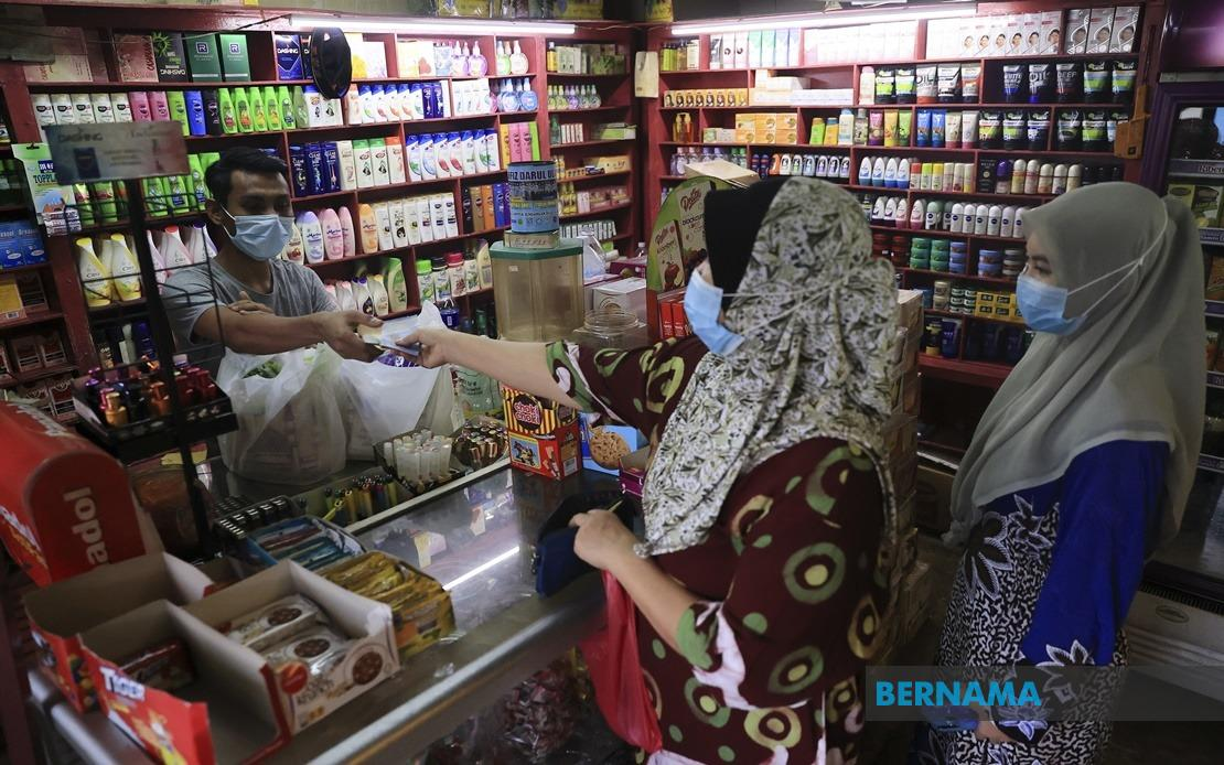 An additional RM141.7 million worth of assistance initiatives under the 'Sarawakku Sayang Special Assistance 5.0' package has been announced by the state government to help SMEs. ― Bernama file pic via Borneo Post