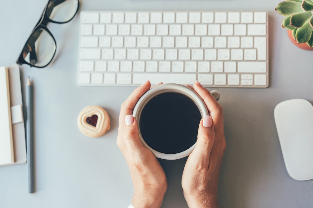 Coffee may help reduce the risk of developing or dying from chronic liver disease. ― Getty Images via ETX Studio