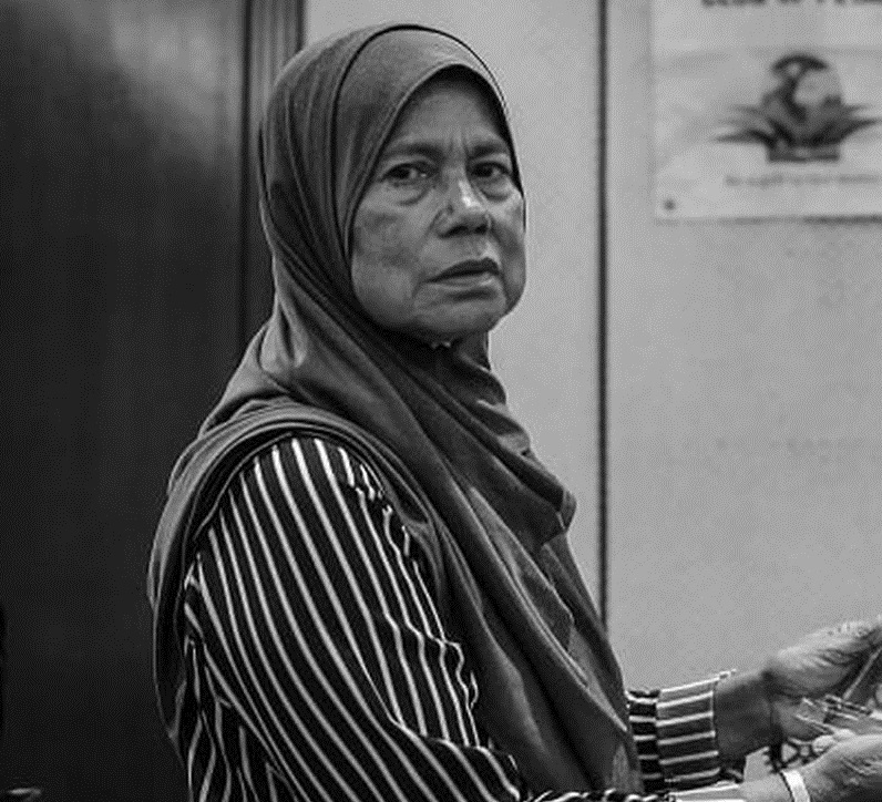 Halijah, also known as Mak Intan, had set up the shelter along with her husband Muhammad Azmi Ismail in Alor Setar in 1990, helping to take care of over 500 dogs and more than 100 cats. — Picture via Facebook
