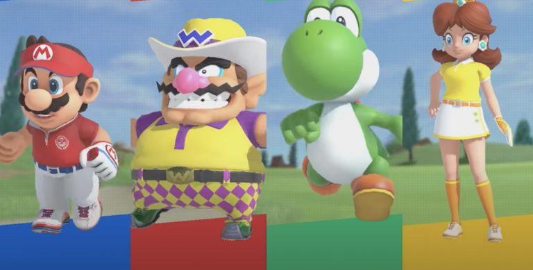 'Mario Golf: Super Rush' will arrive on June 25, 2021 on the Nintendo Switch. ― SoyaCincau pic