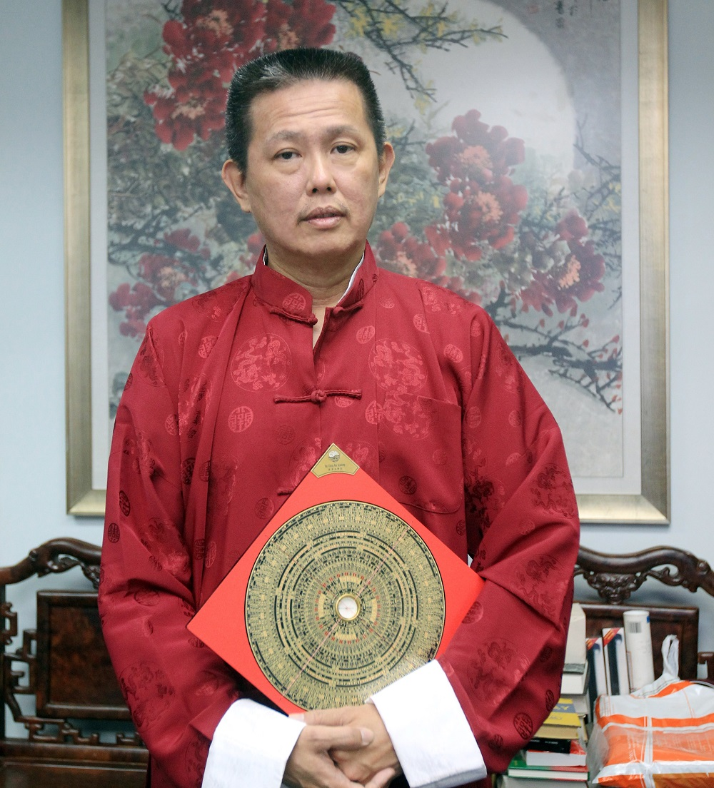 Feng shui master Yap Boh Chu has predicted 2021 to be another challenging year but with some light at the end of the tunnel. ― Picture courtesy of Yap Boh Chu