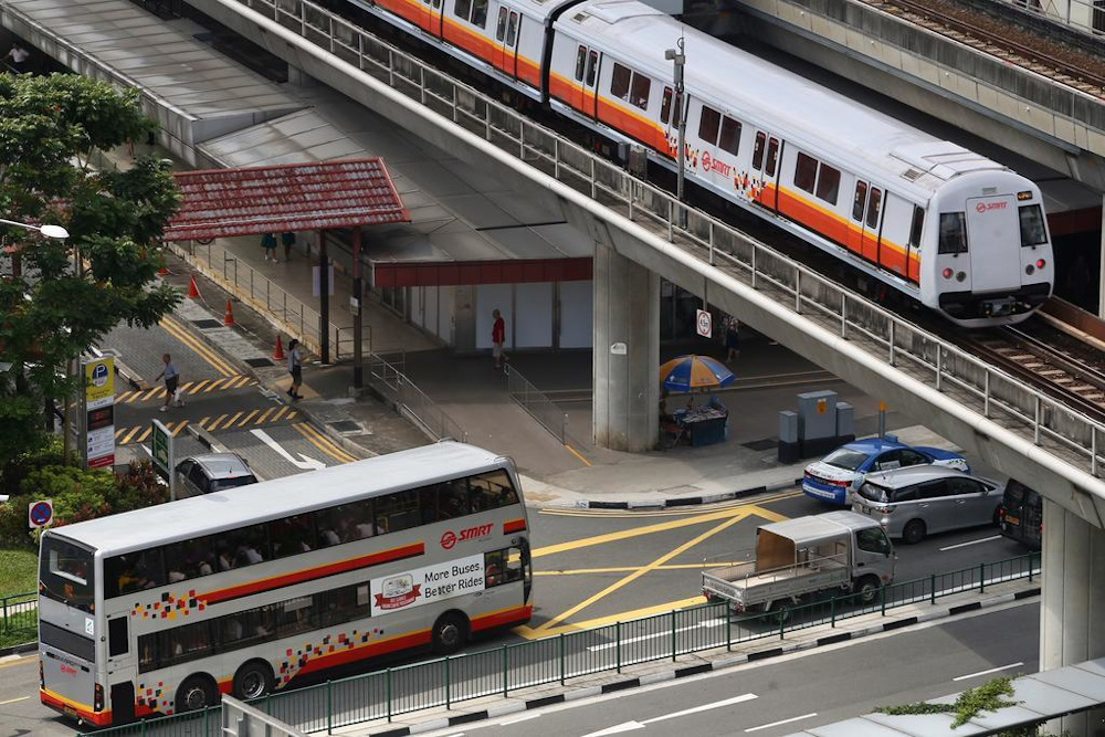 Fare adjustments are needed because costs do go up, including the wages of public transport workers who look forward to earning more, Transport Minister Ong Ye Kung said. — TODAY pic