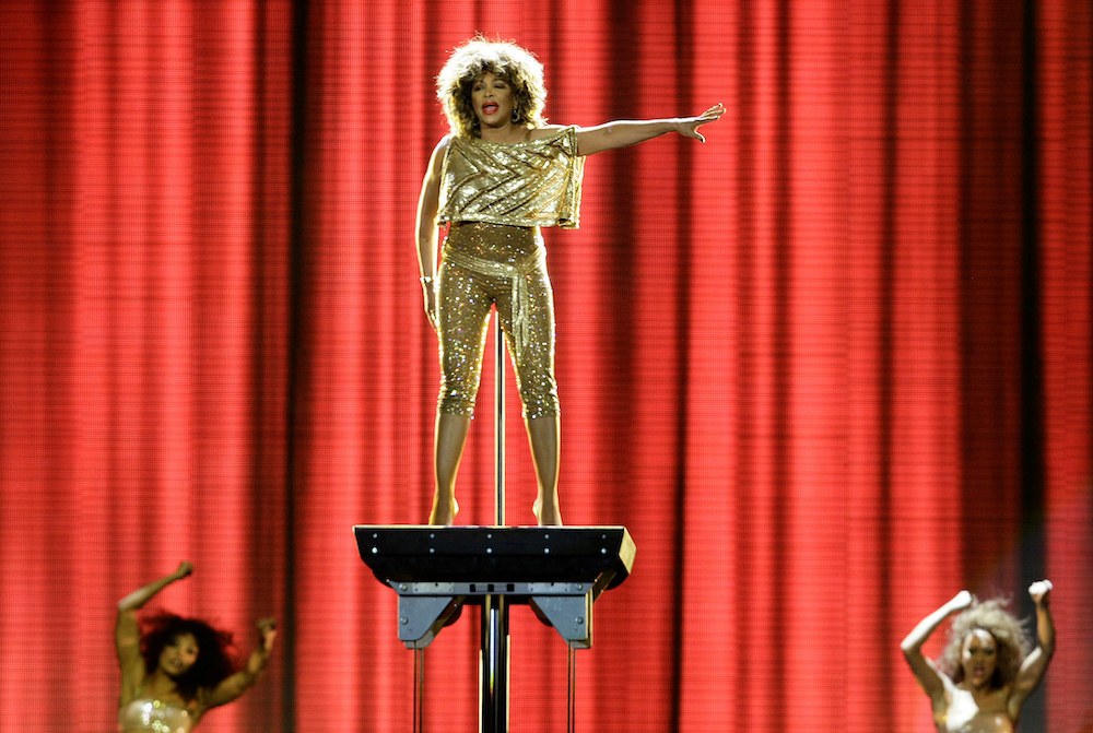 Singer Tina Turner was very critical of a previous biopic about her life. — Reuters pic