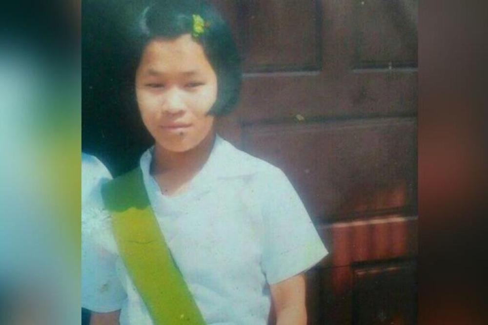 An old photo of the deceased, foreign domestic worker Piang Ngaih Don. — Picture from Facebook via TODAY