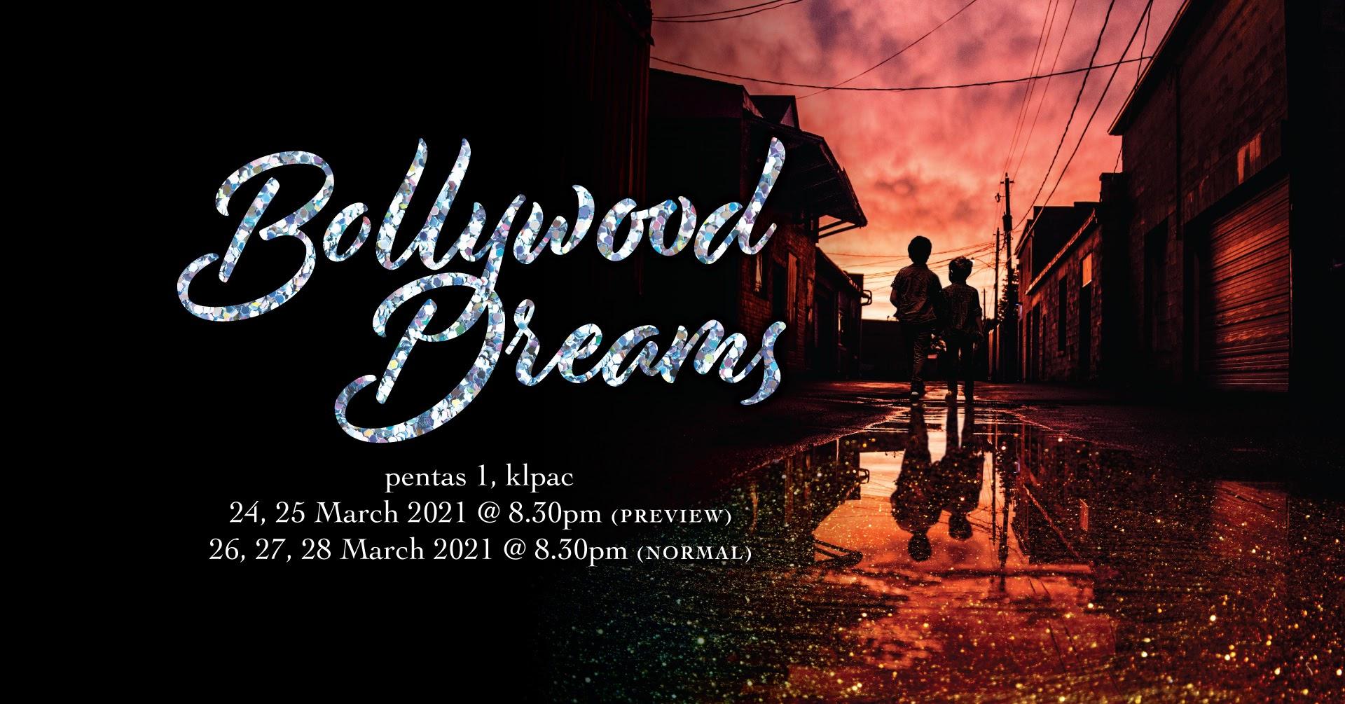《宝莱坞梦》将于3月24起至3月28日在吉隆坡表演艺术中心隆重上演!-图由吉隆坡表演艺术中心(KLPac)提供-